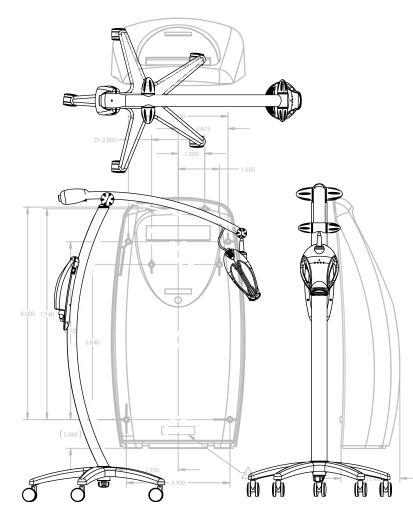 Phillips Zoom UV Lamp Prototype