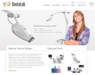 devicelab-new-web-site