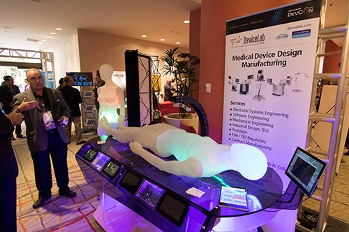 Orange County wireless medical device design and manufacturing company DeviceLab was an exhibitor at the OCTANe 2016 Medical Device & Investor Forum.