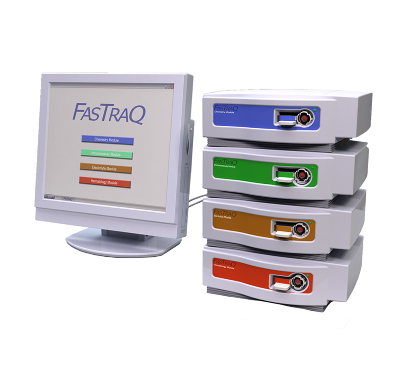 FasTraQ Four Stack