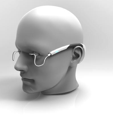 Optic Medical Device Mockup