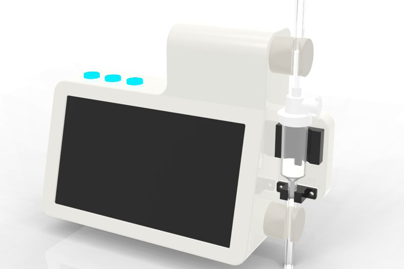 Medical Device With Screen