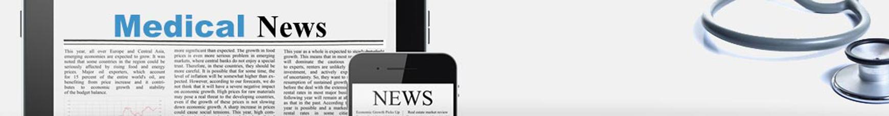Medical News Banner