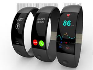 Three Digital Watches