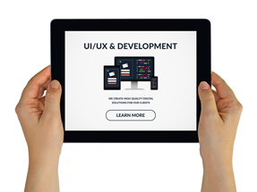 Ui Ux Development Tablet